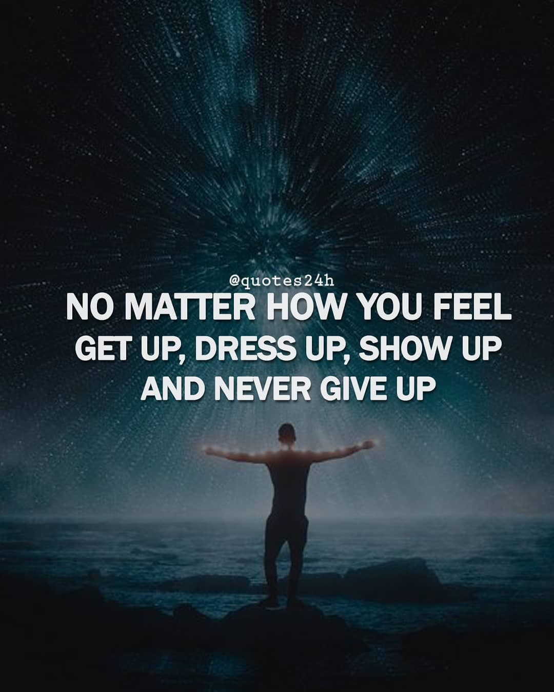 Get Up Quote : quote, Matter, Dress, Never, Quote, Quotes24h