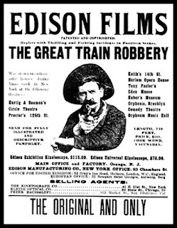 Edwin S. Porter - 'The Great Train Robbery