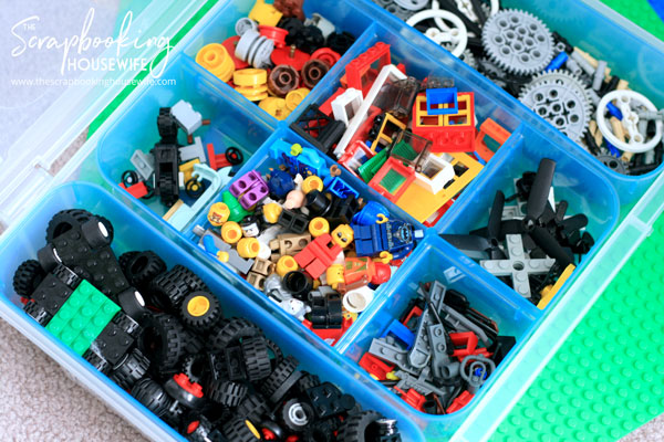 The Best Way to Sort & Organize Lego