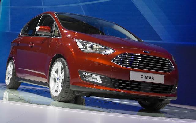 Ford retira Focus e C-Max de linha nos EUA
