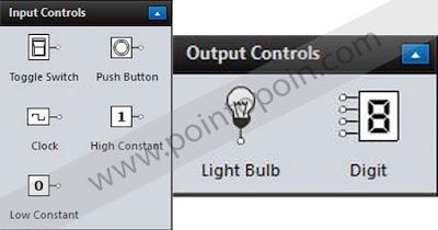 Input  Control dan Output Control