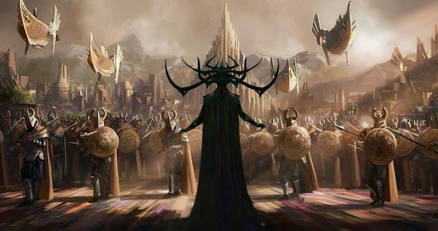 Thor: Ragnarok se desarrollará en más planetas