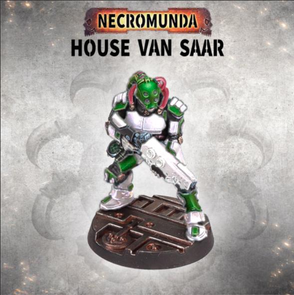 esquema Van Saar
