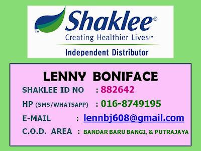 My Shaklee Info
