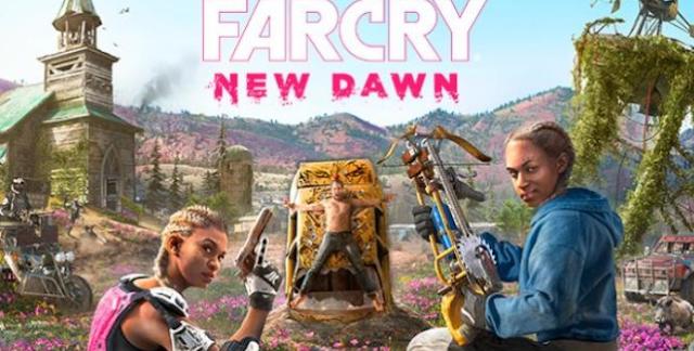 تحميل لعبة far cry new dawn للاندرويد والحاسوب مجانا والايفون