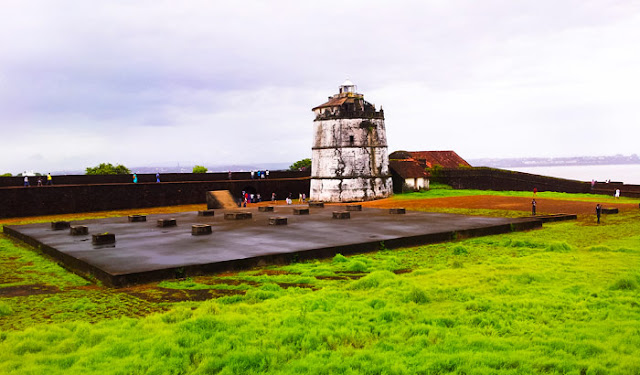 Fort-Aguada-Goa