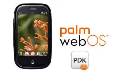 Thiết kế độc đáo của Palm Pixi