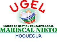 Unidad de Gestión Educativa Local Mariscal Nieto-Moquegua