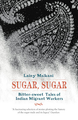 book, cover, sugar-sugar, lainy-malkani, hope-road-publishing