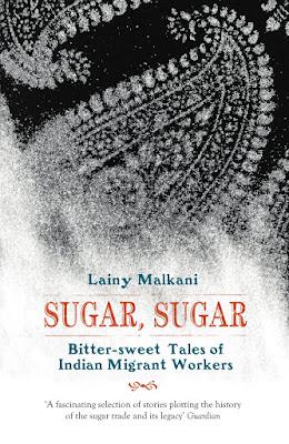 book, cover, sugar-sugar, lainy-malkani, hope-road-publishing