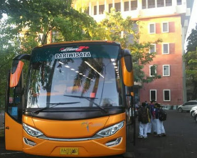Sewa Bus Jogja - Prapanca Transport