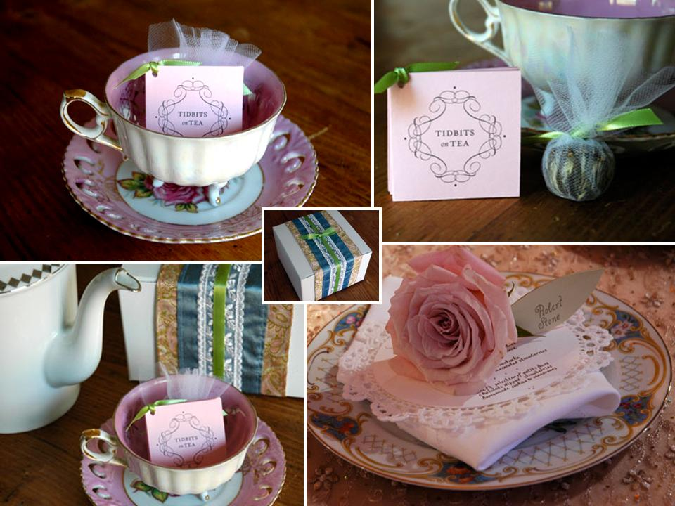 Best Tea Party Bridal Shower Ideas: Fashion And Stylish Dresses Blog: Wedding Theme Ideas For 2011