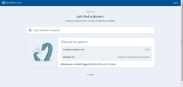 tentukan domain