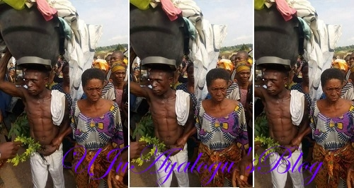 Here's an update on the 70 year old woman banished for having sex with younger lover in Ebonyi