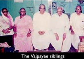 Atal Bihari Vajpayee Family Father Mother Age Height Biography Profile Death Photos
