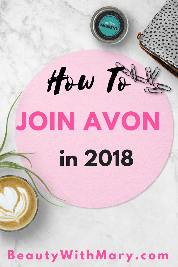 How to Join Avon 2018 - Become an Avon Rep 2018 - Sign up to sell Avon online