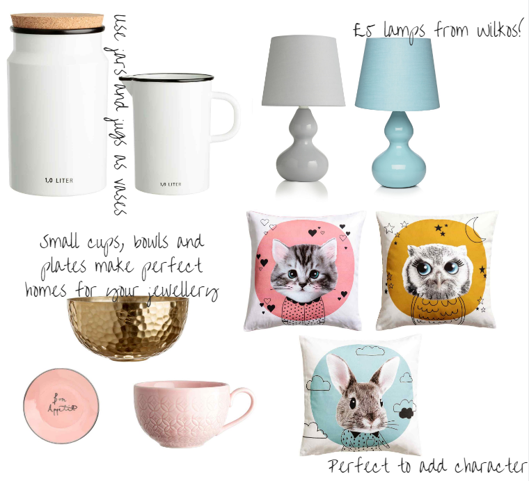 HOME ACCESSORIES UNDER £10 | Love, Maisie | www.lovemaisie.com