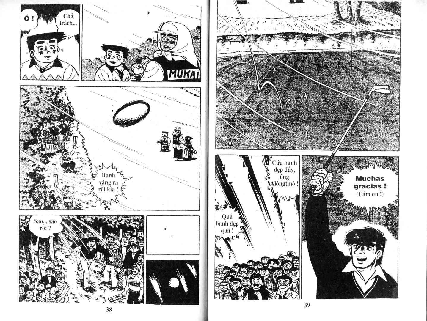 Ashita Tenki ni Naare chapter 47 trang 19