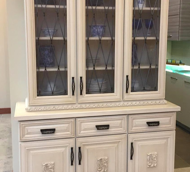 kitchen door display stands