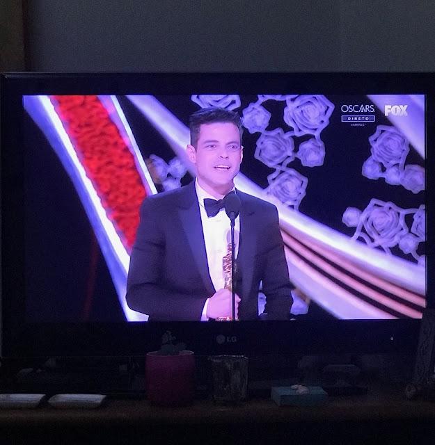 Óscares 2019 - melhor ator - Rami Malek