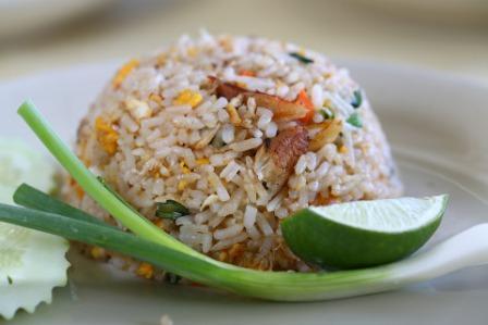 Resep Masakan Nasi Tim Ayam Kacang Merah dan Cara Membuat