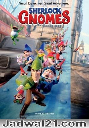 Nonton Film SHERLOCK GNOMES 2018 Film Subtitle Indonesia Streaming Movie Download