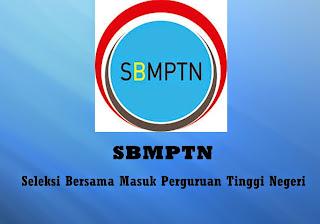 Pendaftaran Mahasiswa Baru jalur SBMPTN Pendaftaran Online SBMPTN 2019/2020