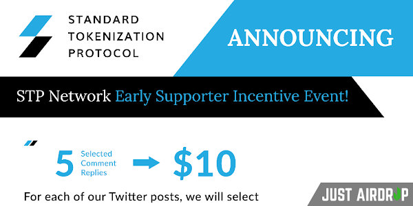 STP Network Early Supporter Incentive Event