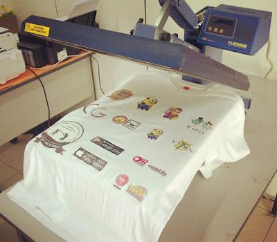 Cách bảo quản cho áo thun in hình không phai màu