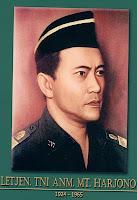 gambar-foto pahlawan Revolusi, Letjend ANM. MT HAryono