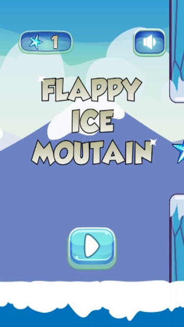 Flappy Ice Mountain Free Addicting Android Game Homepage