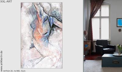 Moderne Kunst für Zuhause