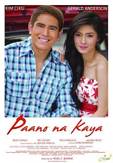 Paano Na Kaya is a 2010 Filipino romance film directed by Ruel S. Bayani and starring Kim Chiu and Gerald Anderson.