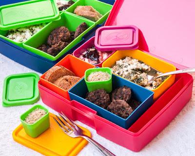 Храна в кутия - пролетно меню в кутия