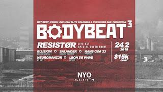 BODYBEAT No. 3 | Fiesta EBM