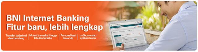 cara Registrasi Mudah BNI Internet Banking