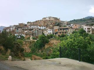 carretera acceso, Beceite, Beseit, 13