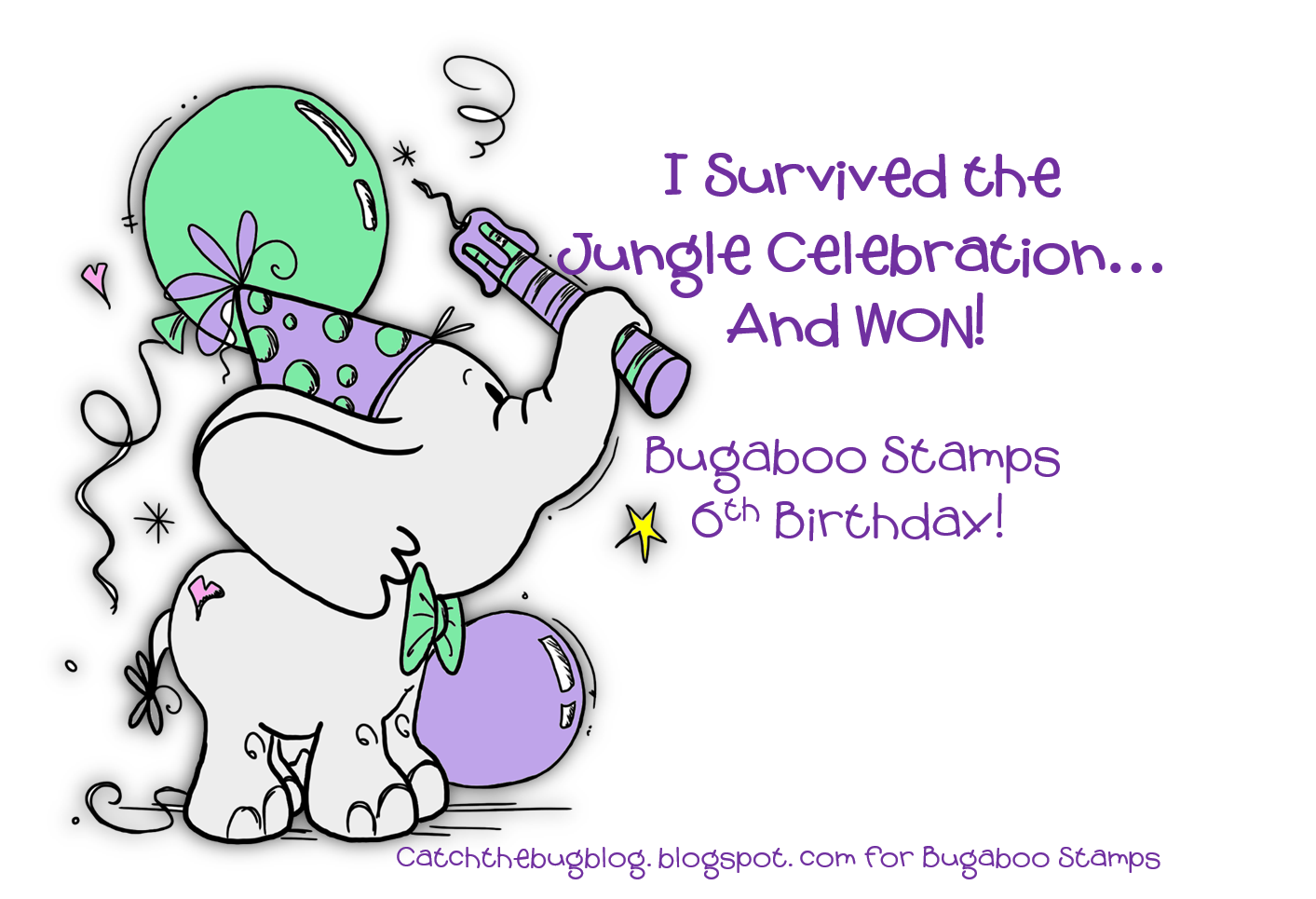 Bugaboo's Jungle Celebration