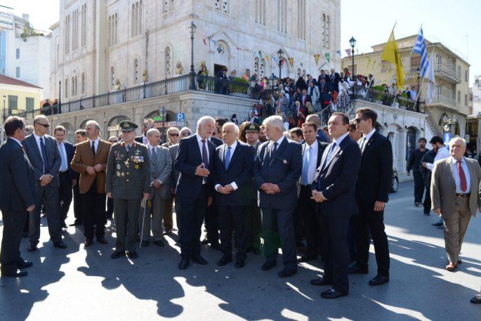 ΤΡΙΠΟΛΗ: Με λαμπρότητα γιορτάστηκε η 195η επέτειος της Απελευθέρωσης της Τριπολιτσάς (ΦΩΤΟ)