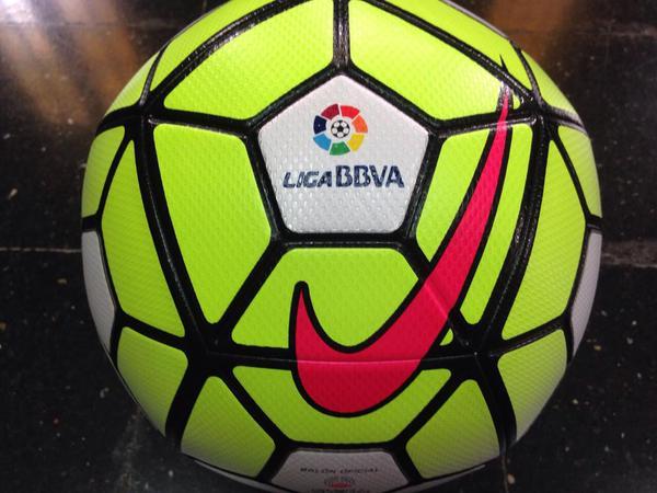 7e34a6bd1c8de Revista Mundial  Balon de la liga BBVA