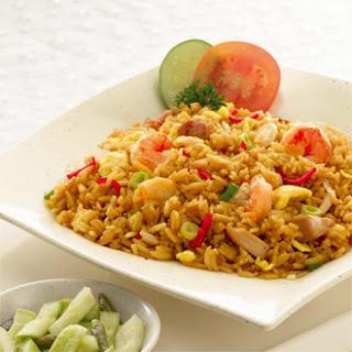 Resep Membuat Nasi Goreng Spesial
