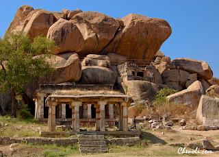 history of hampi temples