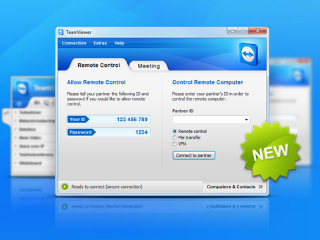 Download TeamViewer 10 Free