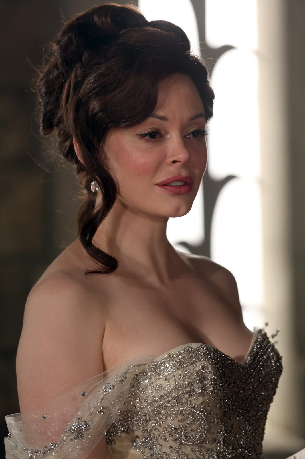 Once Upon A Doll Collection American Girl Josefina Doll: Rose McGowan Graced Once Upon A Time Stillls