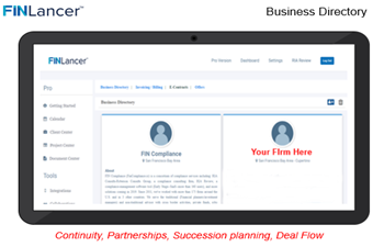 Business Directory for Deal Flow