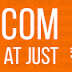 Buy a new .com Domain Name at Rs. 69 for 1 Year – Bigrock coupon