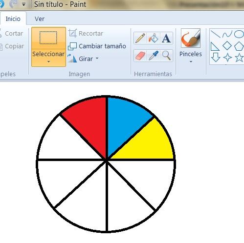 como hacer una ruleta en word