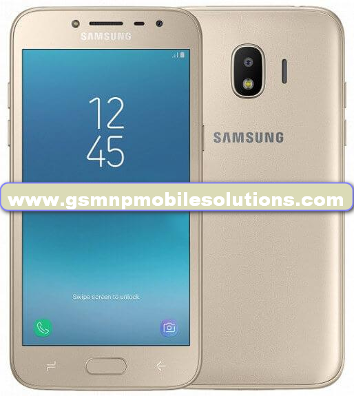 Samsung J2 2018 SM-J250F Rev/2 U2 Binarry Network Unlock
