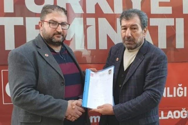 Saadet Partisi, Bozova adayını açıkladı