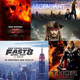 Daftar Film yang Wajib Ditonton  di 2017